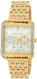 Michael Kors Women's Drew Multifunction Bracelet Watch Gold MK4374