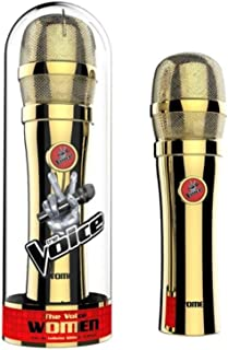 The Voice Woman Gold Edition EDT Spray 100 ml.