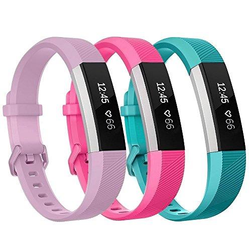 "Aimtel Kompatibel für Fitbit Ace Armband (5,5\""-6,7\""), Ersatzarmband [Nur für Kinder],3 Pack"
