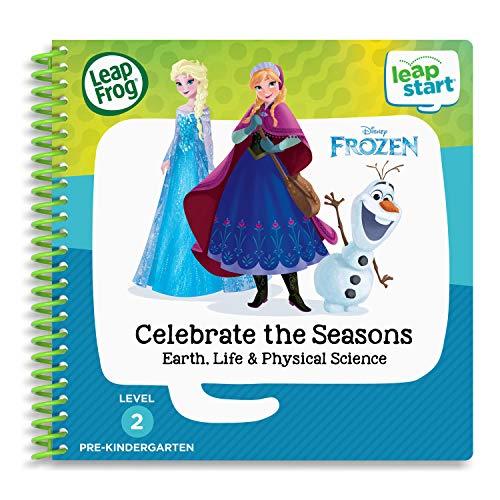 LeapFrog 80-462100 LeapStart Frozen Celebrate The Seasons, Level 2