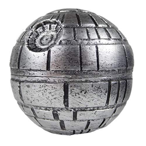 Formax420 Death Star Grinder Star War Round Grinder 3 Stück Gewürzmühle 1,9 Zoll