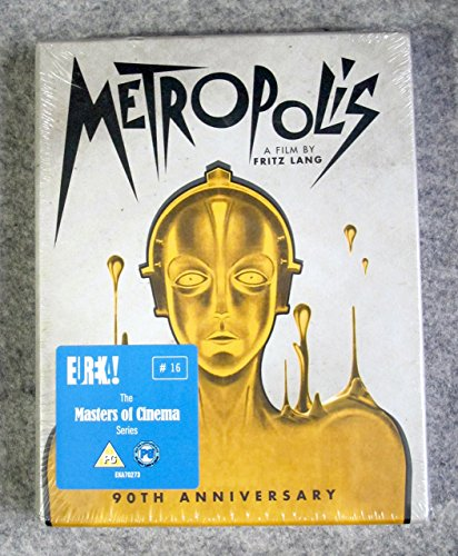 Metropolis: 90th Anniversary (Limited Edition) (Blu-ray)