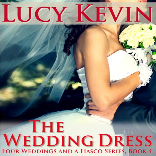The Wedding Dress audiobook cover art