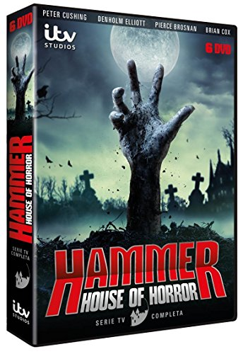 Hammer House of Horror DVD  1980  - Serie Completa