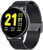 Reloj inteligente S30 para hombres y mujeres, temperatura corporal, ECG, presión arterial, IP68, resistente al agua, reloj inteligente para teléfono Android iOS