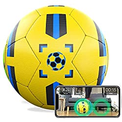 DribbleUp Smart Soccer Ball with Training App