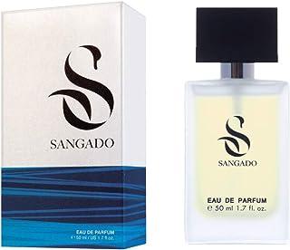 SANGADO Invencible Perfume para Hombres Larga Duración de 8-10 horas Olor Lujoso Amaderada Acuática Francesas Finas E...