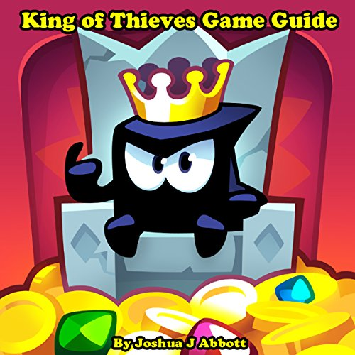 King of Thieves Game Guide audiobook cover art