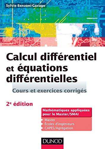 Calcul différentiel et équations...