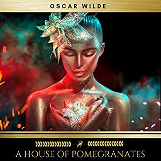 A House of Pomegranates audiobook cover art
