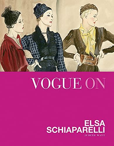 Vogue on: Elsa Schiaparelli (Vogue on Designers) (English Edition)