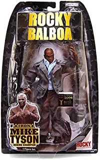 Jakks Pacific Rocky V and VI (Series 5 and 6) Action Figure Iron Mike Tyson