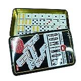 Knowledgi Domino Set México tren Domino Domino juego Tenoni...