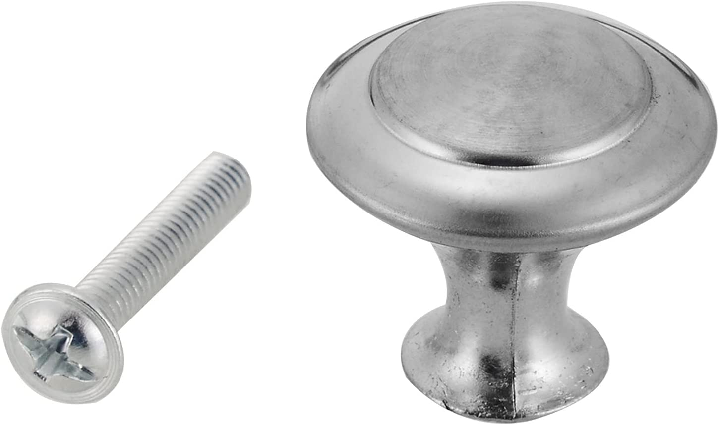 ANYUFEI Exquisite Door Handle 10pcs New Orleans Mall Round Knobs Stai Set Cabinet Limited Special Price