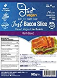 JUST VEGAN- Aros estilo Calamares rebozadas 600g | 100% VEGETALES | Sin carne | Plant Based | Sin Gluten …