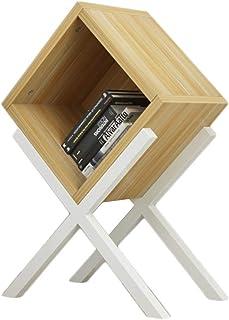 WWWANG - Estantería de pie de acero con base de acero, organizador para revistas, 6 colores, 3 tamaños (color: negro, tamaño: 24 x 145,6 cm)