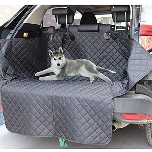 Quatre saisons Le nouveau couvercle de siège de voiture de chien Lanke, tapis de siège auto-sale anti-réseau anti-réseau étanche, coussin de protection hamac protecteur avec ceinture de sécurité Encer