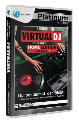 Virtual DJ 5 Home Edition - Avanquest Platinum Edition