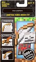 Mattel(マテル) マインクラフト クラフトキューブ デザインキット ガイコツセット KIT4