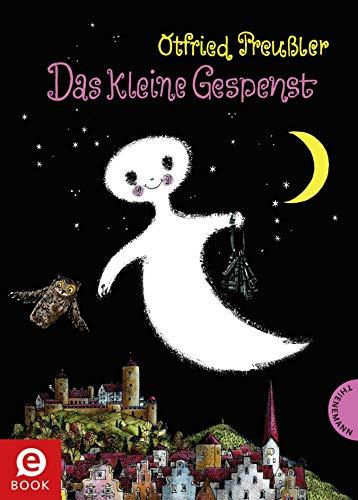 Das kleine Gespenst: | E-Book für Kinder mit bunten Illustrationen, ab 6 Jahren