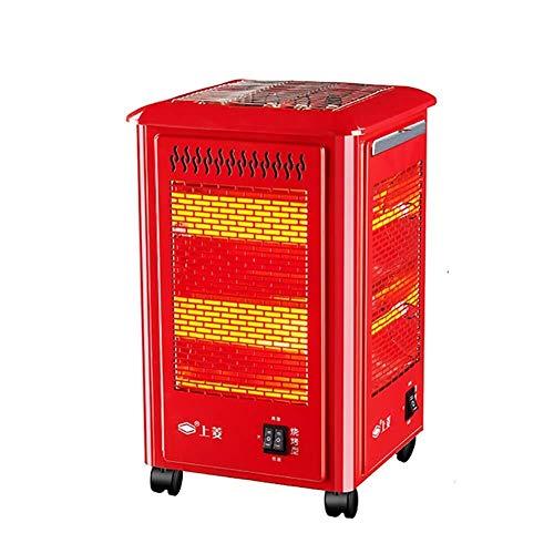 Lsmaa A Cinque Lati del riscaldatore Barbecue Fan griglia Arma da Fuoco Elettrico Famiglia di Quattro Lati Forno Elettrico riscaldatore Elettrico alla griglia Stove