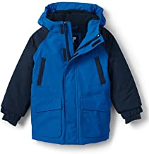 Lands' End Toddler Boys Squall Waterproof Winter Parka