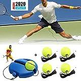 Qinsir Entrenador De Tenis Portátil Equipo Herramienta Prá