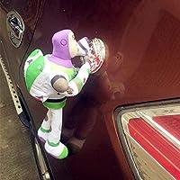 ホットトイ · ストーリー · ウッディバズ · ライトイヤー車人形ぬいぐるみ外ハングおもちゃかわいい自動車の付属品車の装飾 20 /35/40 センチメートル