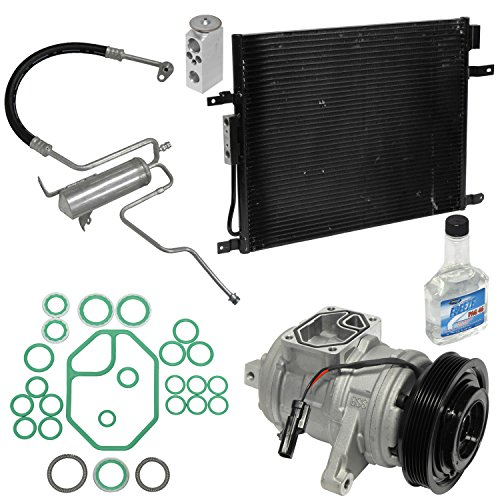 A/C Kit fits Jeep Grand Cherokee QU -  CM Compressor, KU3917B