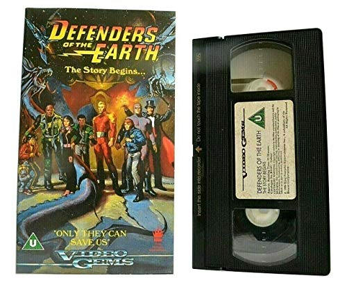 Defenders of the Earth [VHS]