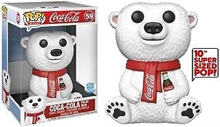 Funko Coca Cola Polar Bear Super Sized 10 polegadas Limited Edition #59 funko shop exclusivo **FUNKOFILIA STORE**