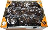 Magdalenas con Chocolate Sin Leche - Aptas para Alérgicos a Proteína de la Leche de Vaca (APLV)