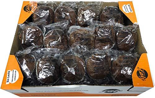 Magdalenas con Chocolate Sin Leche - Aptas para Alérgicos a