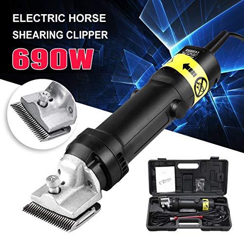 GCSEY Bestiame 220V 690W Cavallo Clipper Fortriming Cavallo Camel Hair Clipper
