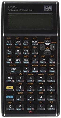"HP - Calculadora (LCD, 10 minutes, 30 KB, 82 x 18.2 x 158 mm, 0.125 kg, 82 mm (3.23""))"