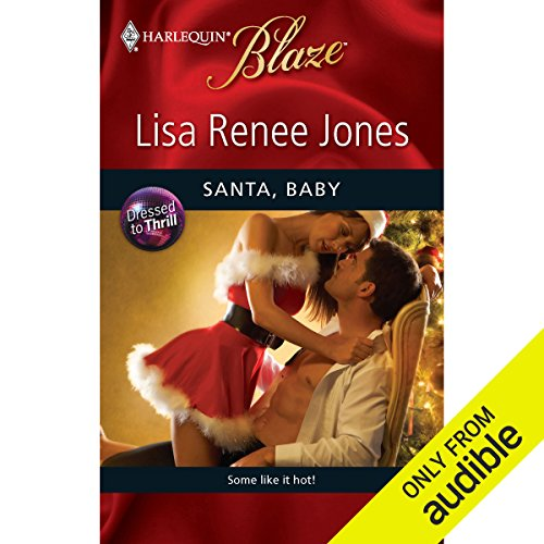 Santa, Baby  audiobook cover art