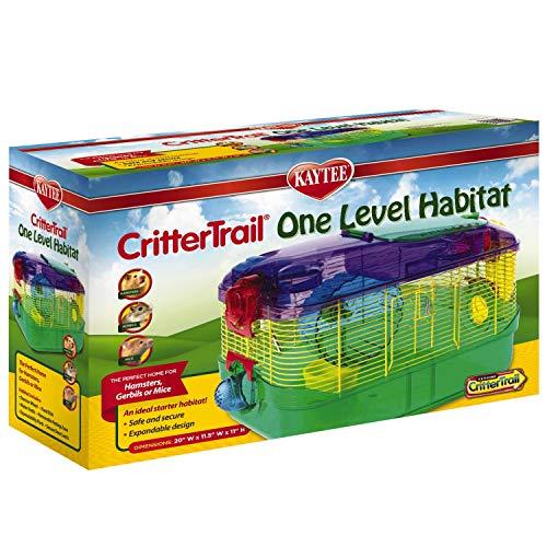 Kaytee CritterTrail 1-Level Habitat