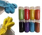 Grande selezione di sabbia decorativa 620 G Granulate Sabbia di colore sabbia diffusore gr...