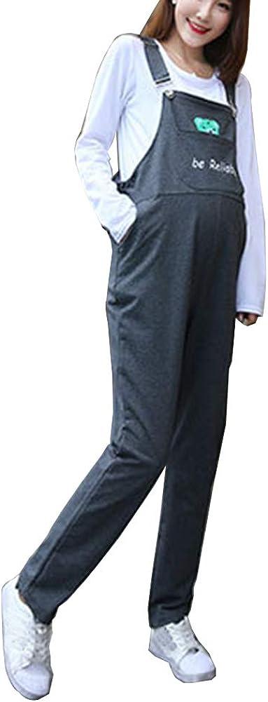 Shaoyao Peto Premam/á Pantalones De Maternidad Jumpsuit para Mujer Ropa De Embarazo
