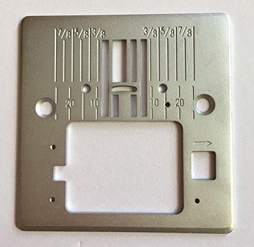 Stichplatte für Pfaff Nähmaschinen Smarter 130S, 140S 150S, 160S
