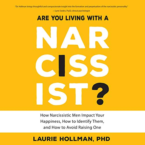 Are You Living with a Narcissist? cover art
