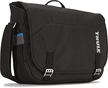Thule Crossover TCMB-115 15.4-Inch Macbook/Pro/Air or PC Messenger Bag  Black