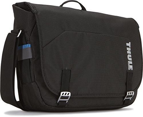 Thule TCMB115 Crossover Messengertasche 12L für Apple MacBook Pro 38,1 cm (15 Zoll) mit stoßfester Safe-Zone schwarz