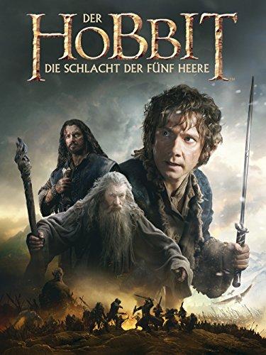 Der Hobbit: Die Schlacht der fünf Heere [dt./OV]