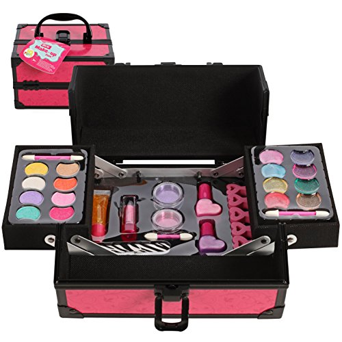 IQ Toys Girls Makeup Set, with Two...