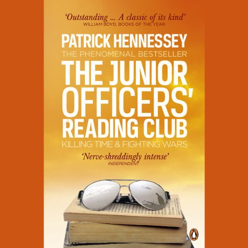 The Junior Officer's Reading Club audiobook cover art