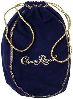Crown Royal Purple Bag by Royal Crown