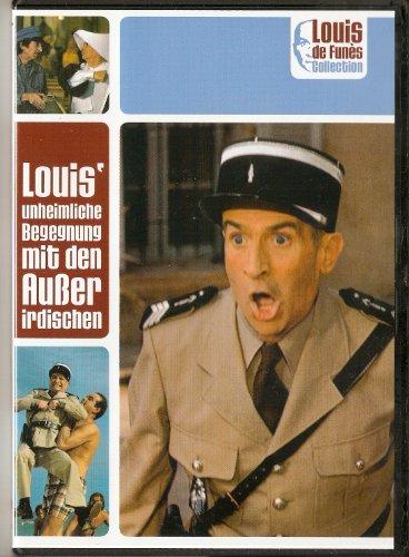 Louis unheimliche Begegnung mit den Außerirdischen