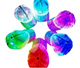 Luminous Fiber Optic Baseball Cap with 7 Colors and 4 Different Light Modes for Raves, Costumes or just Looking Cool