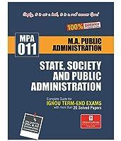 MPA-011 State Society Public